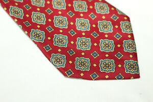 GIANMARIA FERRARA Silk tie Made in Italy F16262