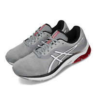 Asics Gel-Pulse 11 4E Extra Wide Grey White Men Road Running Shoes 1011A708-020