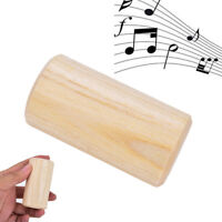 Cylindrical Shaker Rattle Rhythm Instrumen Percussion Musical Instrument TB