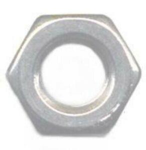 10 Sechskantmuttern DIN 934 M 7 galv.verzinkt - Sonderpreis -