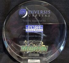 Martin Archery DIVERSIS CAPITAL October 22, 2013 Sale & Acquisition Plaque