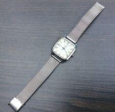 Vintage Russian USSR WindUp Watch RAKETA  With Original Bracelet