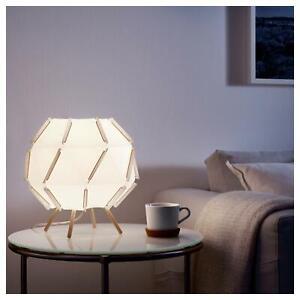 """Ikea Table Lamp SJOPENNA 28cm 11"""""""