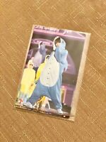 RARE BTS - JIMIN Official Happy Ever After 4th Muster DVD Photocard! Mint!