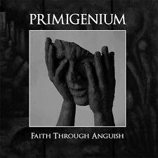 """Primigenium """"Faith through anguish"""" (nuevo/New)"""