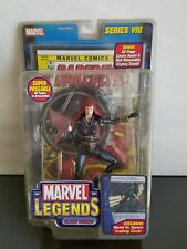 "TOY BIZ MARVEL LEGENDS Series 8 BLACK WIDOW 6"" Action Figure"