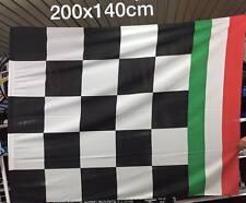 1 bandierone JUVENTUS SCACCO E TRICOLORE bandiera 140x200 CAMPIONI + PORTACHIAVI