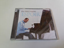 "JIM BRICKMAN ""ESPOIR"" CD 14 TRACKS PRECINTADO SEALED"