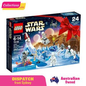 GENUINE LEGO Star Wars: 2016 - Advent Calendar - 75146 - Fast FREE Shipping!!!