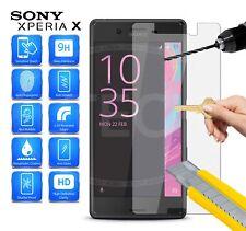 Sony Xperia X F5121 - Anti Scratch Clear HD Tempered Glass Screen Protector