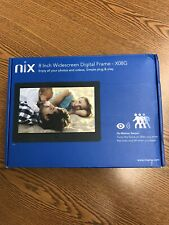 "Nix X08G Widescreen 8"" Digital Photo Frame"