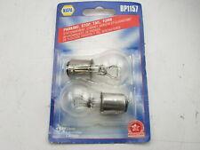 (2) Napa BP1157 Parking Stop Tail Turn Signal Lamp Light Bulb