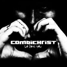 COMBICHRIST We Love You 2 x Vinyl LP 2014 (13 Tracks) Gatefold NEW & SEALED
