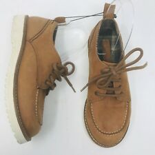 Zara Kids Boys Collection Size 36 Leather Casual Shoes