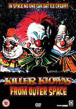 Killer Klowns From Outer Space (DVD, 2008)