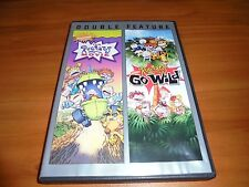 The Rugrats the Movie/Rugrats Go Wild (DVD, 2013, 2-Disc) Animated Used