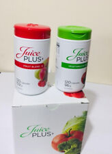 Juice Plus  Fruit And Veg Capsules 2 Months Supply.Never Opened. Expires 10/22.