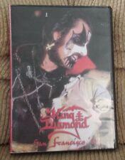king diamond in San Francisco 1987 DVD