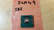 Intel Mobile Celeron t1600 1.66ghz 1mb lf80537nf0281mn slb6j processo 582 645
