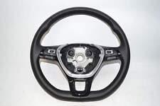 """VW Tiguan 2 AD 16- Lenkrad Leder Multifunktionslenkrad Tempomat Telefon """"TOP"""""""