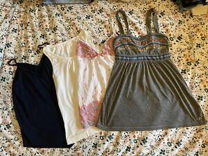 ladies vest top Bundle size 10, Including Hollister. Size M / 10