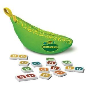 MY FIRST BANANAGRAMS WORDPLAY GAME MJ90967 from Tates Toyworld