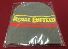Royal Enfield Motorcyles Knit Beanie Winter Hat Brand New In Package