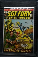 Sgt Fury and His Howling Commandos #99 Marvel Comic 1972 Stan Lee Dick Ayers 8.0