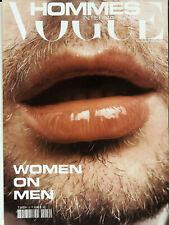 VOGUE HOMMES INT'L #12 F/W 2002/3 Women On Men MAMIE VAN DOREN Carlo Mollino VGC