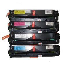 4PK Combo set CB540A CB541A CB542A CB543A for HP 125A CM1312 CP1215 CP1515