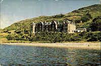 Gairloch Rossshire Scotland Schottland ~1960/70 Postcard with Gairloch Hotel