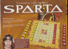 Sparta - Queen Games - Board Game New / Nib!