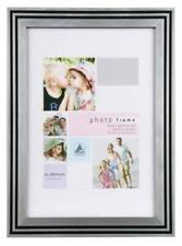 Anker Liberty Contemporary Photo Frame Silver 13cm X 18cm Picture Photograph