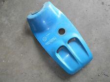 polaris xpress 400 front fender cab cover hood plastic blue 97 1996 1997 96