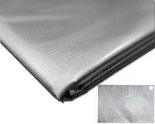 "Multi Purpose Plastic Sheet Bike Car BBQ Waterproof Dust Rain Frost Cover 48x72"""