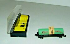 Vintage Bachmann N Scale Celanese Chemical 41' Single Dome Tank Car in Box EC