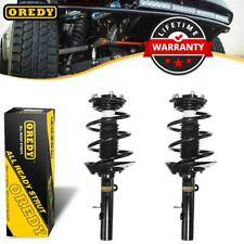2X Front Pair Complete Struts Shocks Assembly Kit For Honda Accord 13 14 15-17