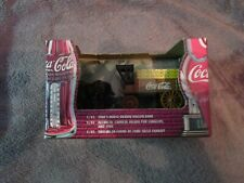 Coca Cola Ertl,  1/43 1900's Horse Drawn Wagon Bank   1999