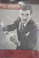 Vintage The Sphinx PAUL ROSINI 1948 ISSUE
