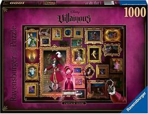 Ravensburger Disney Villainous Captain Hook Jigsaw Puzzle - 1000 Pieces