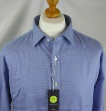 T.M.Lewin Button Cuff Long Formal Shirts for Men