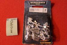 Games Workshop Warhammer 40k Space Marines Techmarine Servo Harness Metal OOP