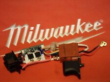 Milwaukee M18 Trigger Switch For 2606-20,2606-22,2607-20 #14-20-2606, 23-66-2659