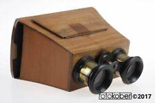 Stereobetrachter - aus Holz (1)