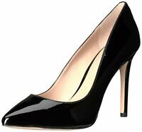 BCBGeneration Womens Heidi Pointed Toe Classic Pumps, Black Patent, Size 8.5 d8o