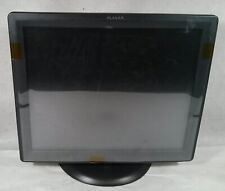 "Planar 1911Mx~ 19"" Touch Screen Monitor / Pos Display + Power & Svga Cords"