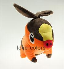 New Pokemon Center Tepig Soft Stuffed Plush Toy Soft Doll 24 cm * 20cm  Gift