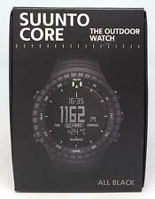 Suunto Core All Black Outdoor Uhr für alle Höhenlagen - in OVP, Händler