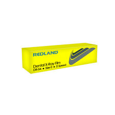 Dental X-Ray Film Platinum D Speed Size#0 Periapical REDLAND -FDA