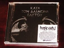 Rotting Christ: Kata Ton Daimona Eaytoy CD 2013 Season Of Mist SOM 282 NEW